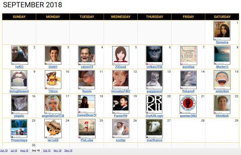 Calendar-2809