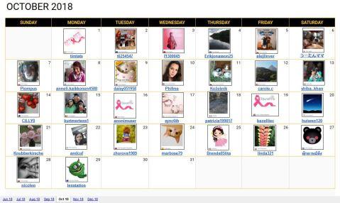 Calendar-3010